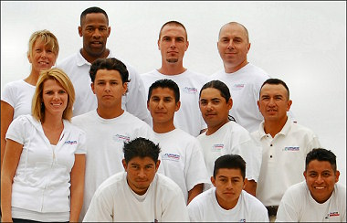 Turner Yacht Services staff
